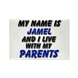 my name is jamel and I live with my parents Rectan