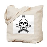 Unique Pirates Tote Bag