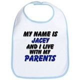 my name is jacey and I live with my parents Bib