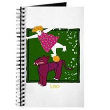 Leo Zodiac Journal