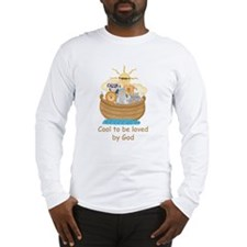 Cool Noah's Ark Long Sleeve T-Shirt