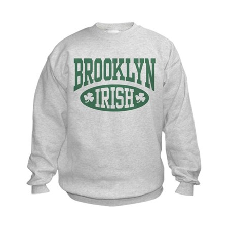 Brooklyn Irish Kids Sweatshirt