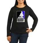 STARR DJ'S Women's Long Sleeve Dark T-Shirt