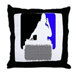 STARR DJ'S Throw Pillow