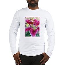 Consider the lilies Long Sleeve T-Shirt