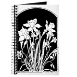 Silhouette Lily Journal