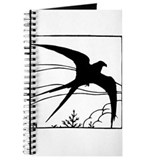 Bird Silhouette Journal