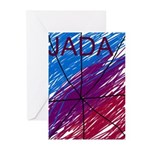 JADA STARR Greeting Cards (Pk of 20)