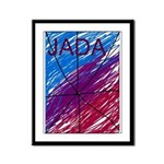 JADA STARR Framed Panel Print