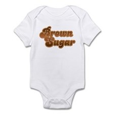 Brown Sugar Infant Bodysuit