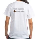 Sporting Clays Track T-Shirt (white)