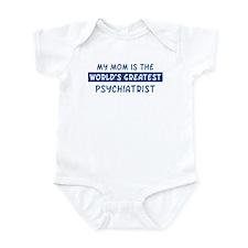 Psychiatrist Mom Infant Bodysuit