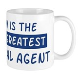 Fbi Special Agent Mom Mug