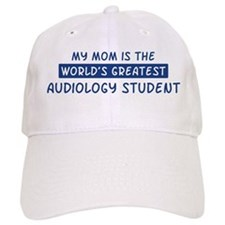 Audiology Student Mom Baseball Cap