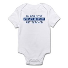 Art Teacher Mom Infant Bodysuit