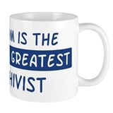 Archivist Mom Mug