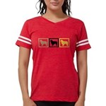 Sad Wings Of Destiny Organic Women's Fitted T-Shir