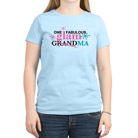 Glam Grandma Women's Light T-Shirt