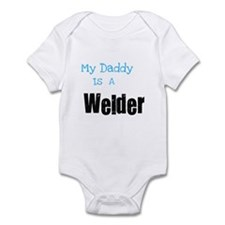 My Daddy's a Welder Onesie