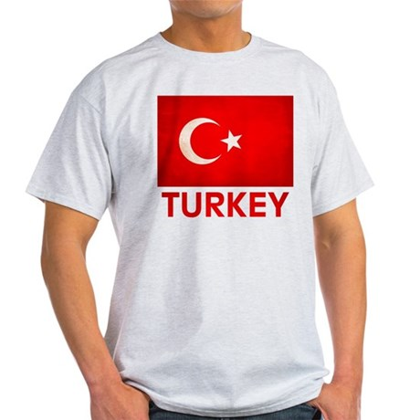 Turkey T-Shirt Light T-Shirt