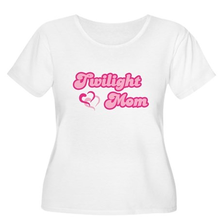 Twilight Mom Women's Plus Size Scoop Neck T-Shirt