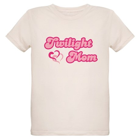 Twilight Mom Organic Kids T-Shirt