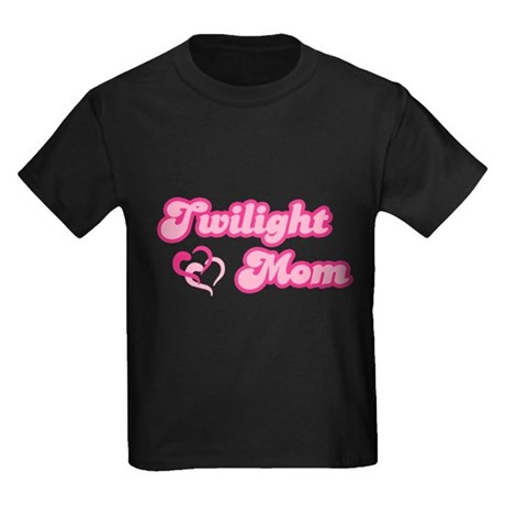 Twilight Mom Kids Dark T-Shirt