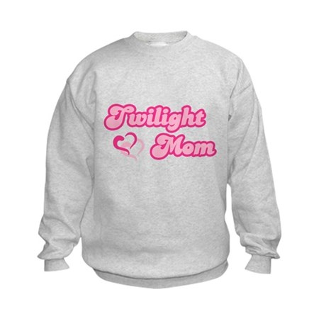 Twilight Mom Kids Sweatshirt