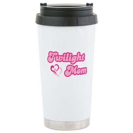 Twilight Mom Ceramic Travel Mug