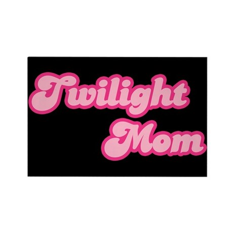 Twilight Mom Rectangle Magnet (10 pack)