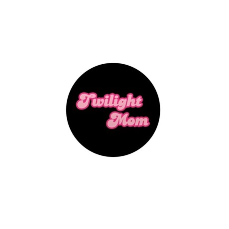 Twilight Mom Mini Button