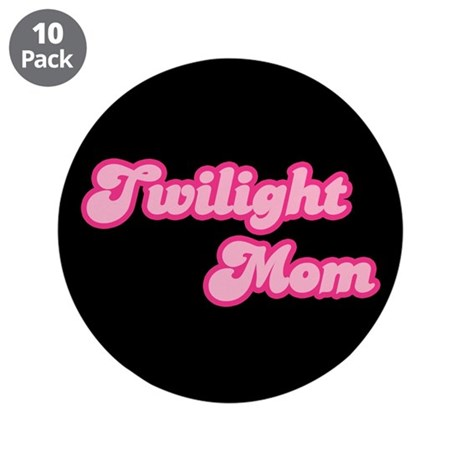 "Twilight Mom 3.5"" Button (10 pack)"
