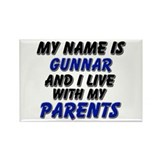 my name is gunnar and I live with my parents Recta