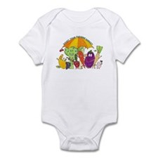 Farmers' Market Infant Bodysuit
