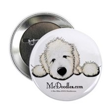 "JACK English Goldendoodle 2.25"" Button (10 pack)"