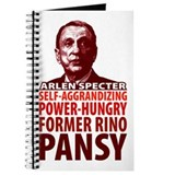 Power Hungry Specter Journal