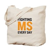Unique Multiple sclerosis Tote Bag