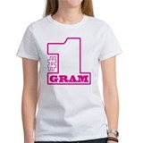 #1 Gram Tee