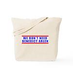 Benedict Arlen Specter Tote Bag