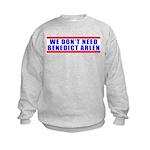 Benedict Arlen Specter Kids Sweatshirt