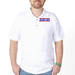 Benedict Arlen Specter Golf Shirt
