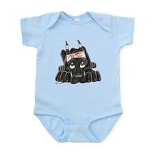 DE Blk Space For Rent Infant Bodysuit