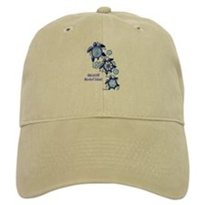 Kwajalein Turtles (Baseball Cap)
