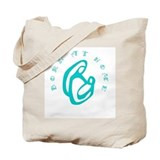 Homebirth Mom and Baby Tote Bag