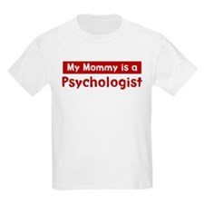 Mom is a Psychologist T-Shirt