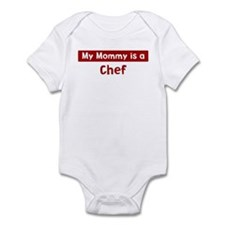 Mom is a Chef Infant Bodysuit