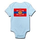 Cute Bucca Infant Bodysuit