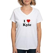 I Love Kyle Shirt