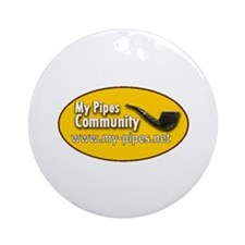 MPC Goods Ornament (Round)
