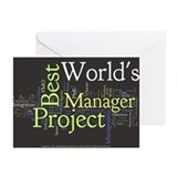World's Best PM Greeting Cards (Pk of 10)